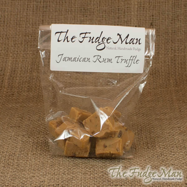 The Fudge Man Jamaican Rum Truffle 01